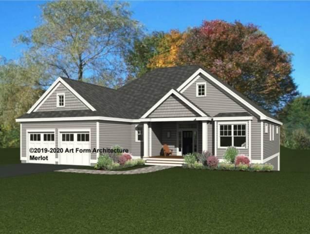 230 Mill Road #3, Hampton, NH 03842 (MLS #4798655) :: Signature Properties of Vermont