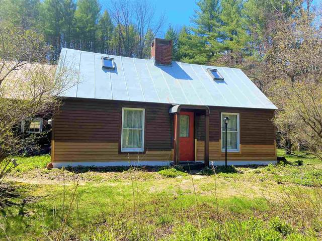 381 Turnpike Road, Norwich, VT 05055 (MLS #4798822) :: Hergenrother Realty Group Vermont