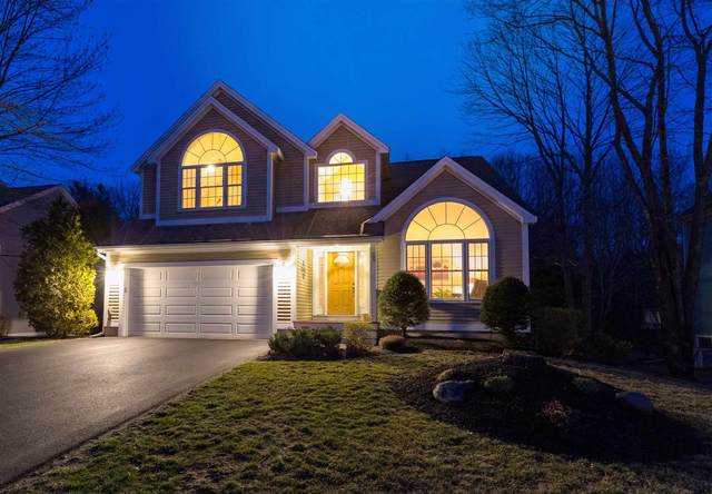 30 Exeter Farms Road, Exeter, NH 03833 (MLS #4799255) :: Keller Williams Coastal Realty
