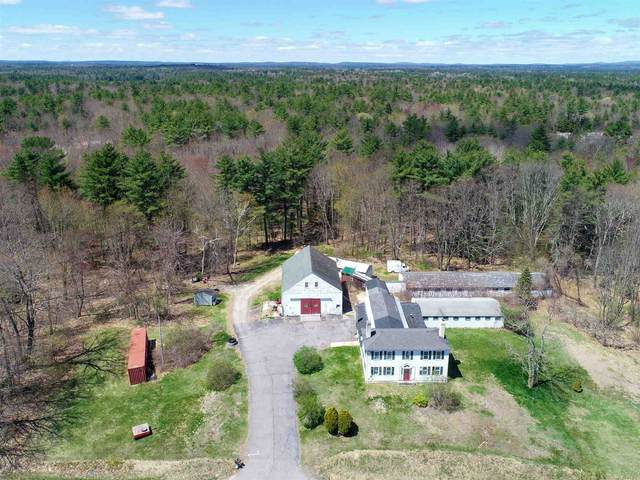 340 Route 125 Highway, Brentwood, NH 03833 (MLS #4799281) :: Team Tringali