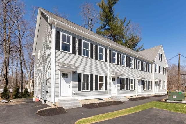 88 Silver Street #4, Dover, NH 03820 (MLS #4800742) :: Keller Williams Coastal Realty