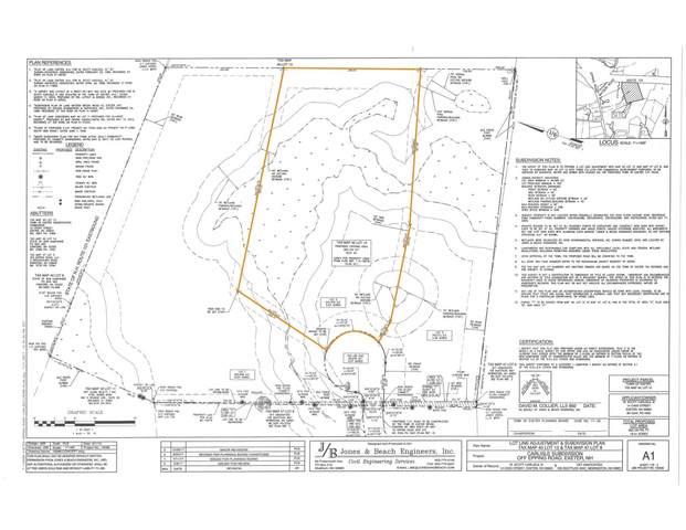 - Route 27 Lot 2, Exeter, NH 03833 (MLS #4801455) :: Keller Williams Coastal Realty