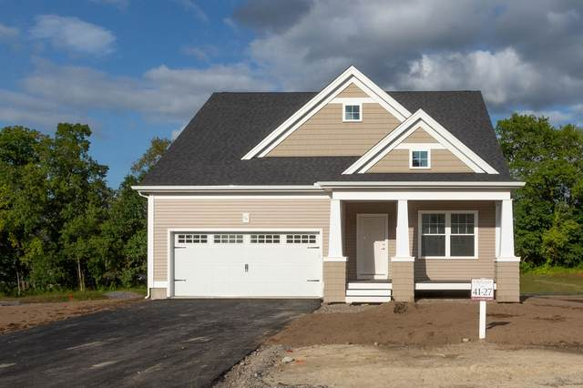 33 Catesby Lane #27, Londonderry, NH 03053 (MLS #4801529) :: Keller Williams Coastal Realty