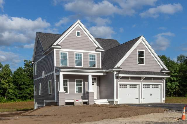 37 Catesby Lane 41-28, Londonderry, NH 03053 (MLS #4801531) :: Signature Properties of Vermont