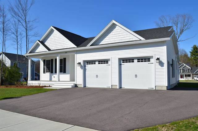 244 Anna's Court, Colchester, VT 05446 (MLS #4802204) :: Keller Williams Coastal Realty