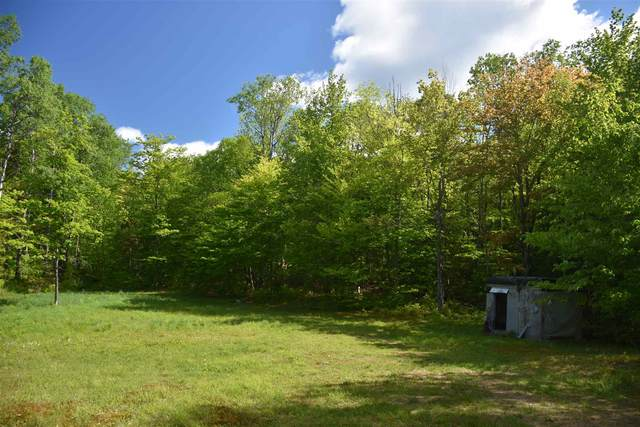 Lot 3 At 1140, Off Warren Mountain Road, Roxbury, VT 05669 (MLS #4802251) :: Team Tringali