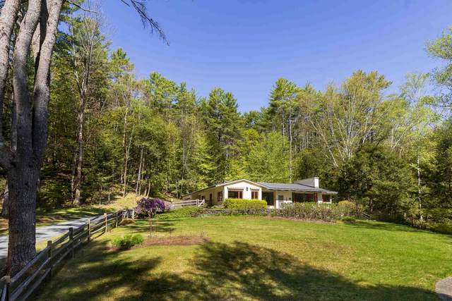 227 Elm Street, Norwich, VT 05055 (MLS #4803195) :: Hergenrother Realty Group Vermont