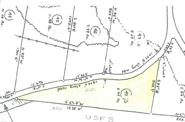 Lot 49S Mill Brook Road, Thornton, NH 03285 (MLS #4803905) :: Team Tringali