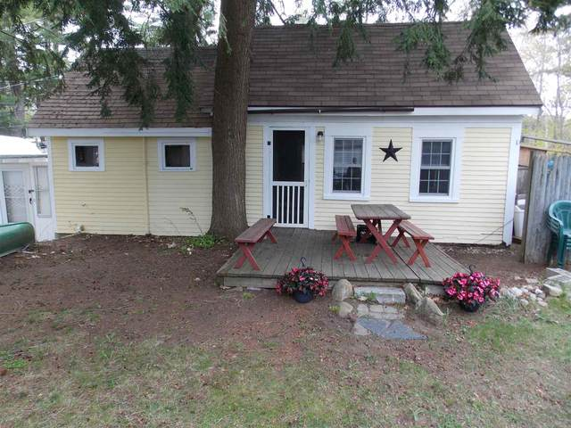24 Dock Road Cabin 3, Gilford, NH 03249 (MLS #4804211) :: Team Tringali