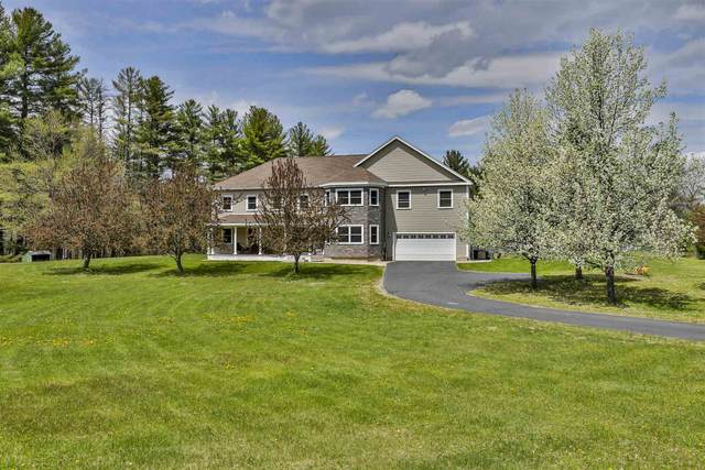 168 Witches Spring Road, Hollis, NH 03049 (MLS #4804775) :: Lajoie Home Team at Keller Williams Gateway Realty