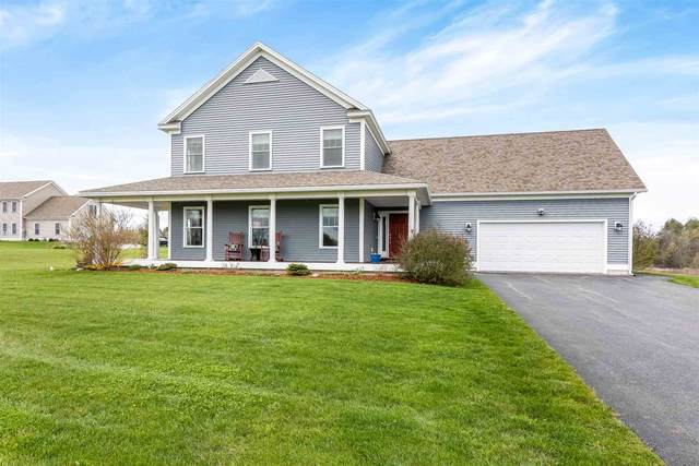 139 Miner Farm Lane, Shelburne, VT 05482 (MLS #4806053) :: The Gardner Group