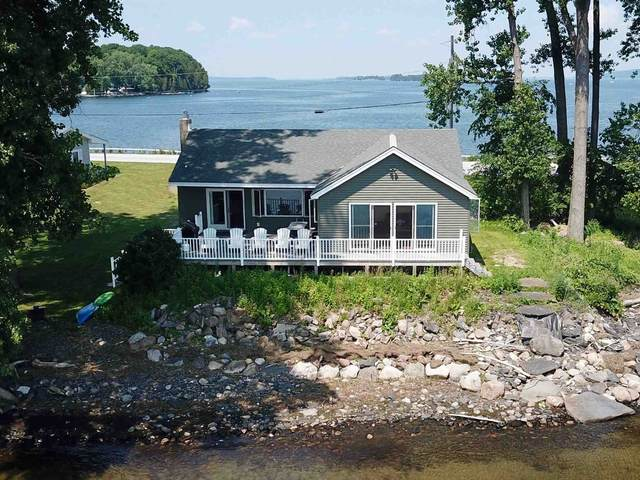 51 Us 2 Route, South Hero, VT 05486 (MLS #4808233) :: Hergenrother Realty Group Vermont
