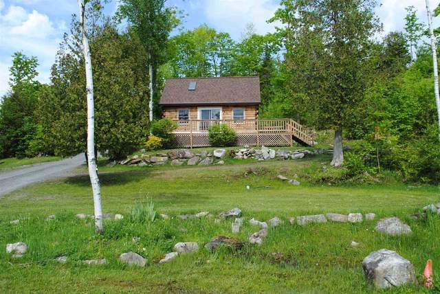 Cabin #13 Campers Lane #13, Barnet, VT 05821 (MLS #4809108) :: Keller Williams Coastal Realty