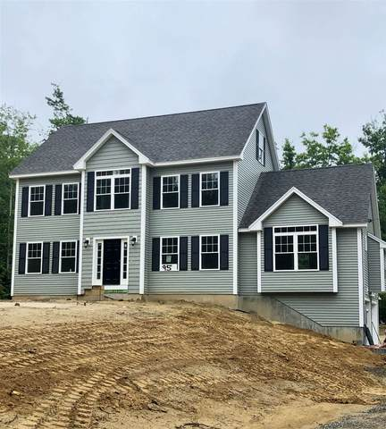 95 Copp Drive 147-1, Fremont, NH 03044 (MLS #4810036) :: Parrott Realty Group