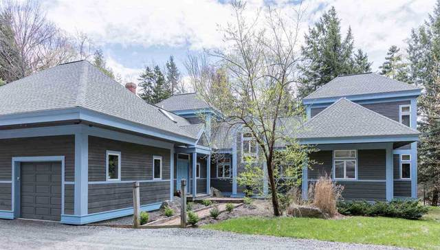 144 High Meadow Road, Winhall, VT 05340 (MLS #4810796) :: The Gardner Group