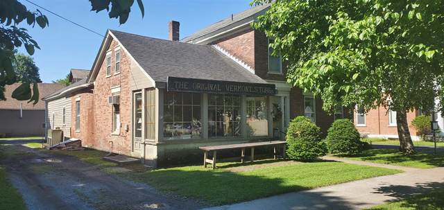 163 Main Street, Poultney, VT 05764 (MLS #4811056) :: The Gardner Group