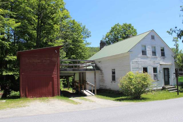 278 Main Street, Wardsboro, VT 05355 (MLS #4811296) :: The Gardner Group