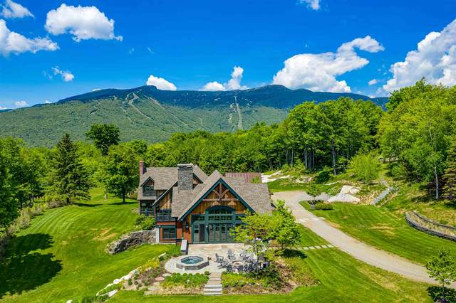 2060 Robinson Springs Road, Stowe, VT 05672 (MLS #4811920) :: Parrott Realty Group