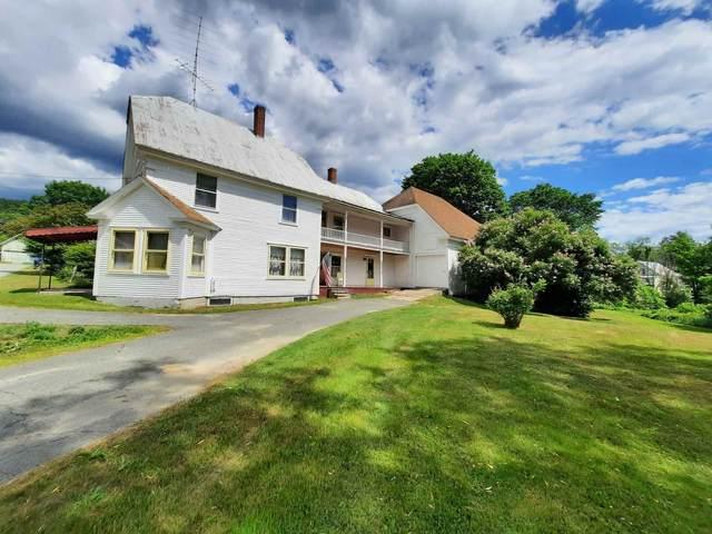 33 Post Office Road, Burke, VT 05871 (MLS #4812863) :: The Gardner Group