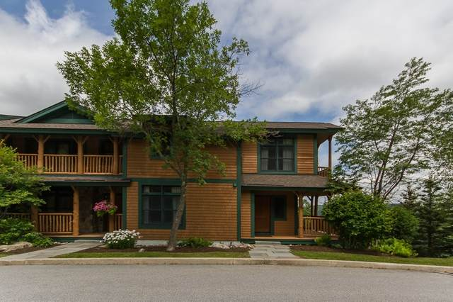 4A Basswood Row Street 4A, Stratton, VT 05155 (MLS #4814155) :: Lajoie Home Team at Keller Williams Gateway Realty