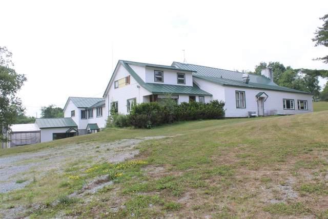 878 Root Pond Road, Benson, VT 05731 (MLS #4816178) :: Signature Properties of Vermont