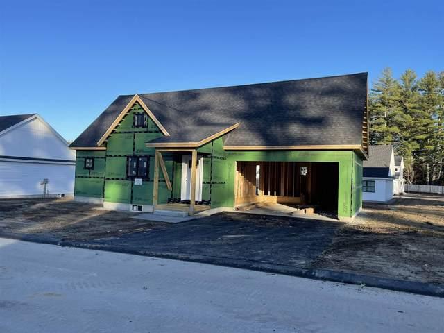 6 Pendleton Farms Lane #25, Amherst, NH 03031 (MLS #4816180) :: Signature Properties of Vermont
