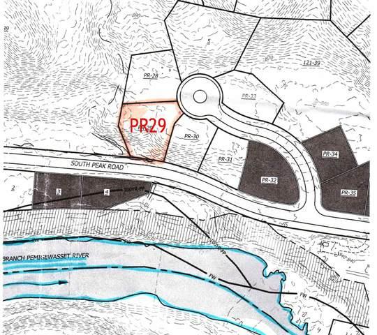 PR29 South Peak Road Pr 29, Lincoln, NH 03251 (MLS #4816281) :: Lajoie Home Team at Keller Williams Gateway Realty