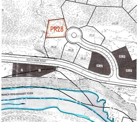 PR28 South Peak Road Pr 28, Lincoln, NH 03251 (MLS #4816287) :: Lajoie Home Team at Keller Williams Gateway Realty
