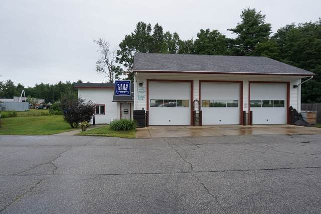 1239 & 1235 Route 3A, Bow, NH 03304 (MLS #4816572) :: Team Tringali