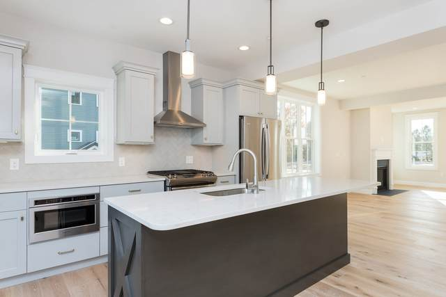 30 Cate Street #21, Portsmouth, NH 03801 (MLS #4816695) :: Lajoie Home Team at Keller Williams Gateway Realty