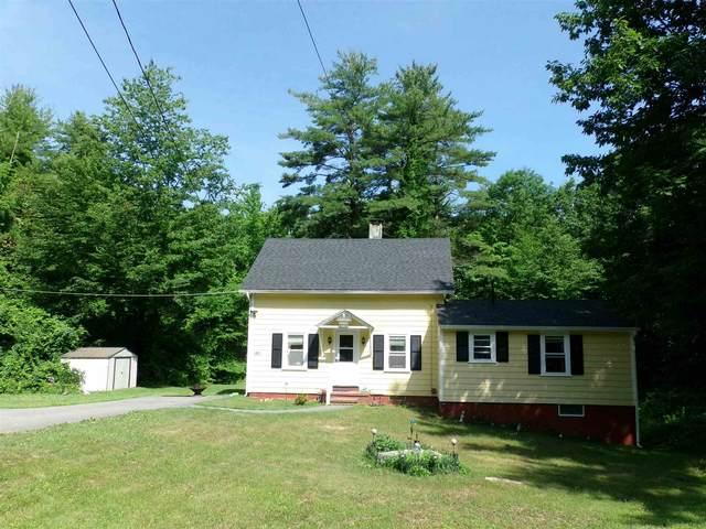 152 Old Lake Shore Road, Gilford, NH 03249 (MLS #4818242) :: Parrott Realty Group