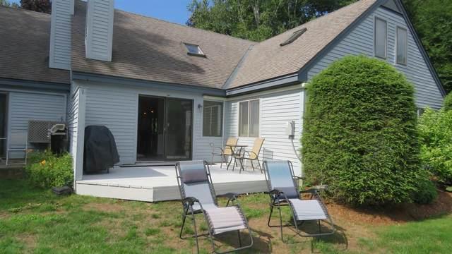 111 Lakeland Drive 5C, Hartford, VT 05059 (MLS #4818729) :: The Gardner Group