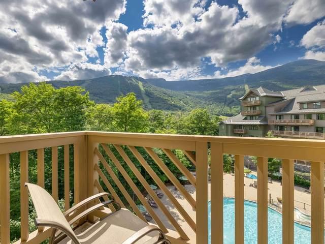 7412 Mountain Road 1405-07, Stowe, VT 05672 (MLS #4819206) :: Keller Williams Coastal Realty