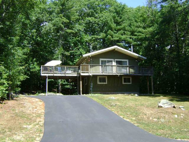 23 Oberdorf Street, Moultonborough, NH 03254 (MLS #4819958) :: Keller Williams Coastal Realty