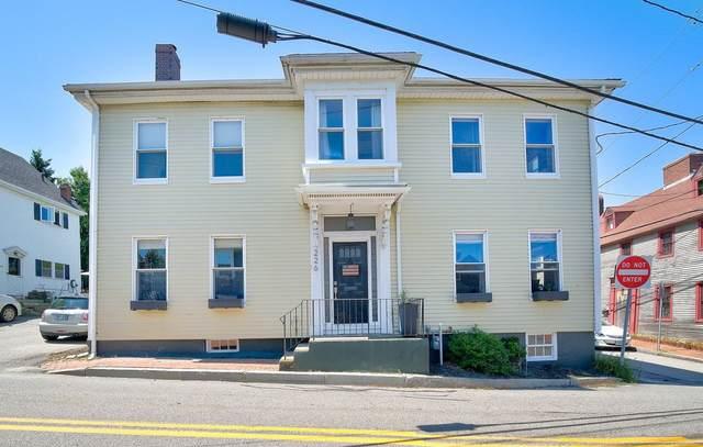 226 Marcy Street, Portsmouth, NH 03801 (MLS #4820057) :: Keller Williams Coastal Realty