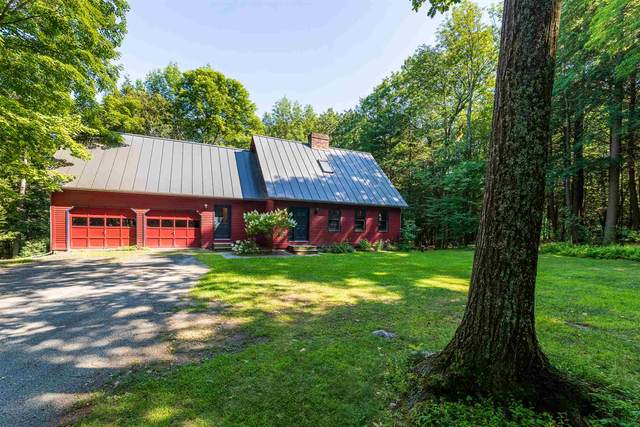 460 Hawk Pine Road, Norwich, VT 05055 (MLS #4821221) :: Hergenrother Realty Group Vermont
