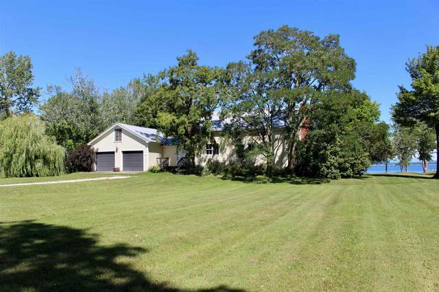 138 Jigger House Point, North Hero, VT 05474 (MLS #4821636) :: Hergenrother Realty Group Vermont