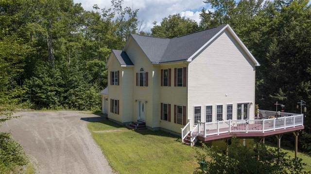 247 New Aldrich Road, Grantham, NH 03753 (MLS #4823115) :: Lajoie Home Team at Keller Williams Gateway Realty