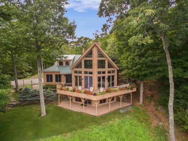 332 Cushing Road, Hartford, VT 05059 (MLS #4824341) :: Lajoie Home Team at Keller Williams Gateway Realty