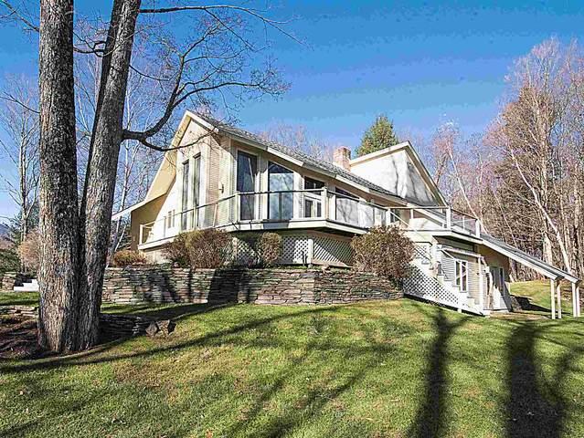 84 Birch Road, Stowe, VT 05672 (MLS #4824812) :: The Gardner Group