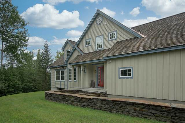 52 Sawmill Village Way, Dover, VT 05356 (MLS #4826237) :: The Gardner Group