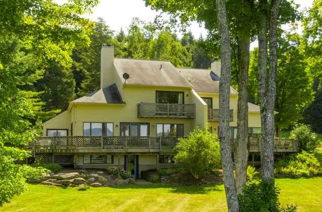 291 Seven Springs Drive 3F, Stowe, VT 05672 (MLS #4828337) :: The Hammond Team