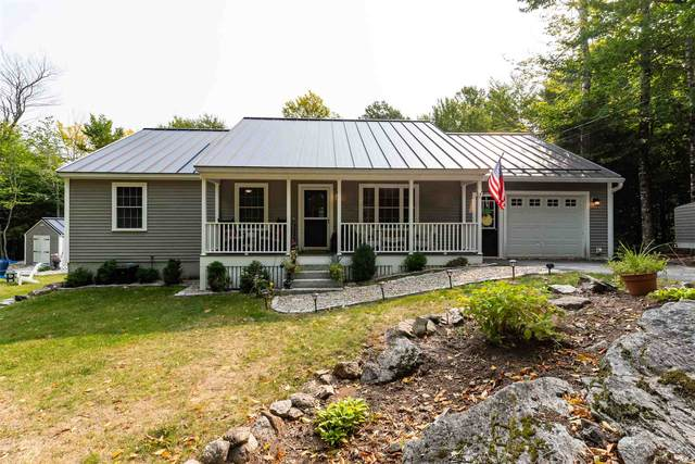 38 Valley Road, Tuftonboro, NH 03816 (MLS #4829115) :: Team Tringali