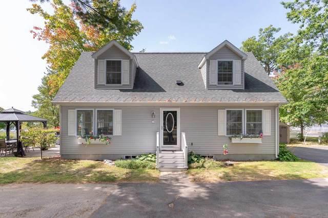 43 Pleasant Street #1, Meredith, NH 03253 (MLS #4829172) :: Keller Williams Coastal Realty