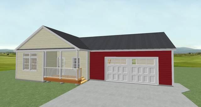 143 Mathieu Drive #25, Barre Town, VT 05641 (MLS #4829367) :: Signature Properties of Vermont