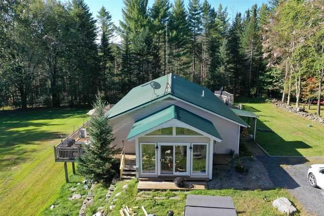 149 Potato Lane, Warren, VT 05674 (MLS #4829683) :: Hergenrother Realty Group Vermont