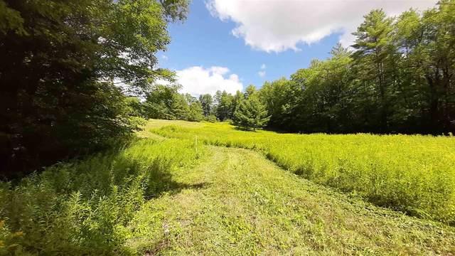 Preedom Hill Road 4, 6, 7 & 8, Ludlow, VT 05149 (MLS #4829961) :: Keller Williams Coastal Realty