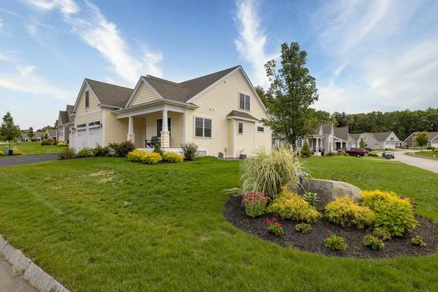 39 Cherry Hill Drive, Greenland, NH 03840 (MLS #4830288) :: Signature Properties of Vermont