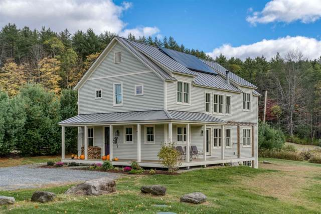 675 College Hill Road, Woodstock, VT 05091 (MLS #4833519) :: Hergenrother Realty Group Vermont