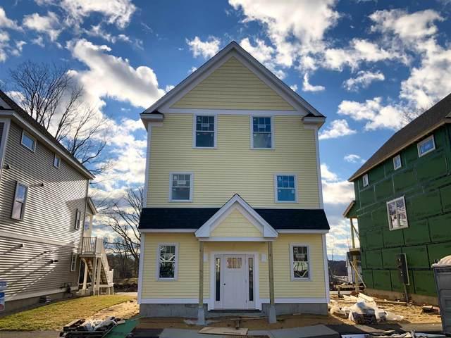 60 Landmark Hill Lane Unit 9, Kittery, ME 03904 (MLS #4834187) :: Signature Properties of Vermont